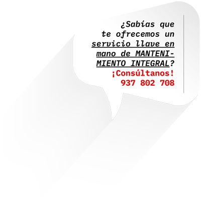 Servicio integral mantenimiento de calderas